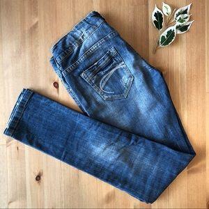 Zara Kids Girls' Skinny Jeans